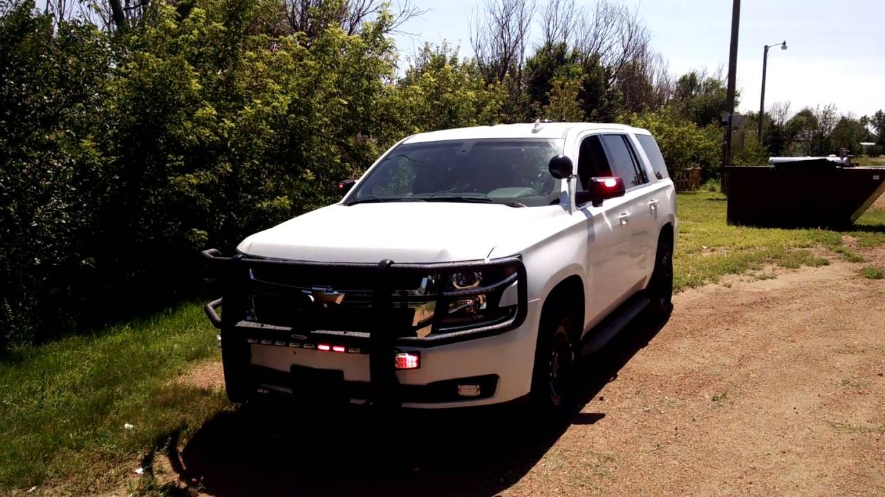 2017 Unmarked PPV Police K9 Tahoe | HD Installation Video