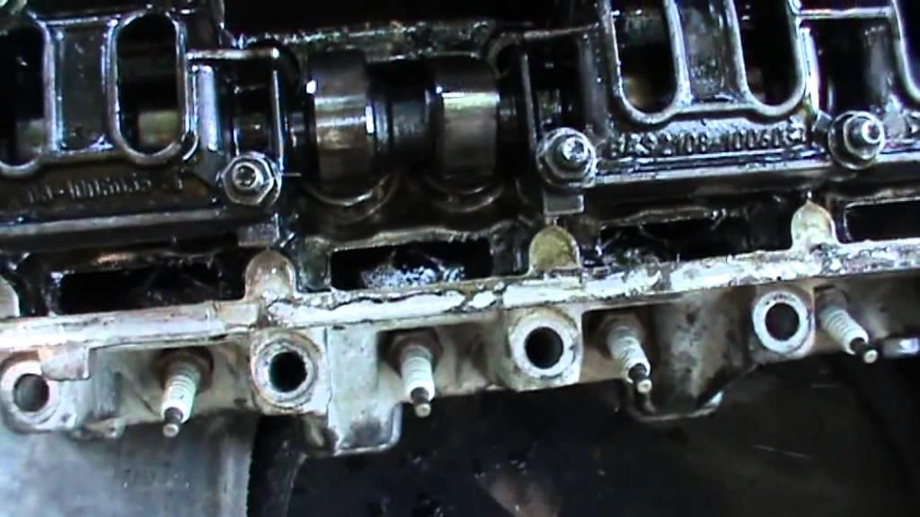 Ремонт двигателя ваз 2115 инжектор