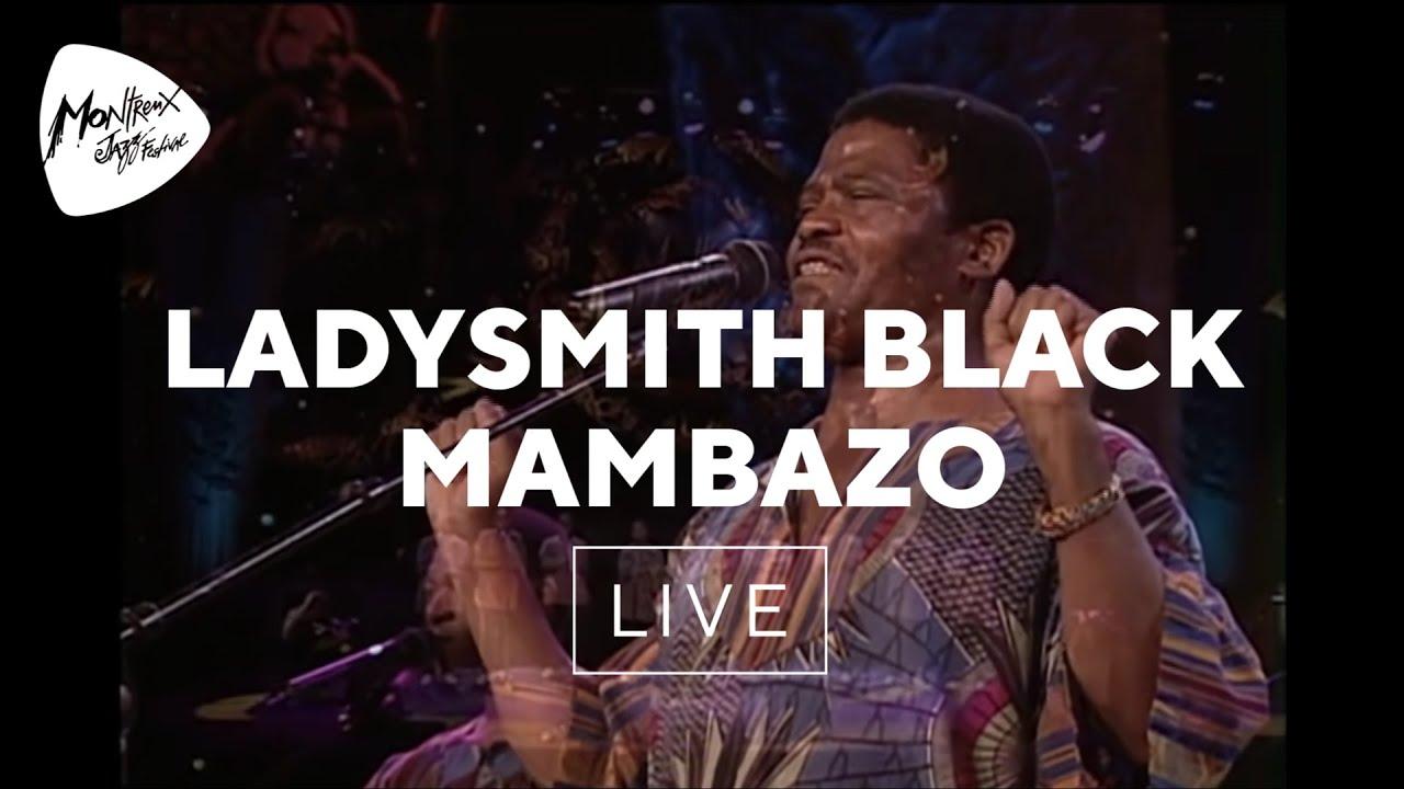 Ladysmith Black Mambazo  - King Of Kings (Live at Montreux 2000)