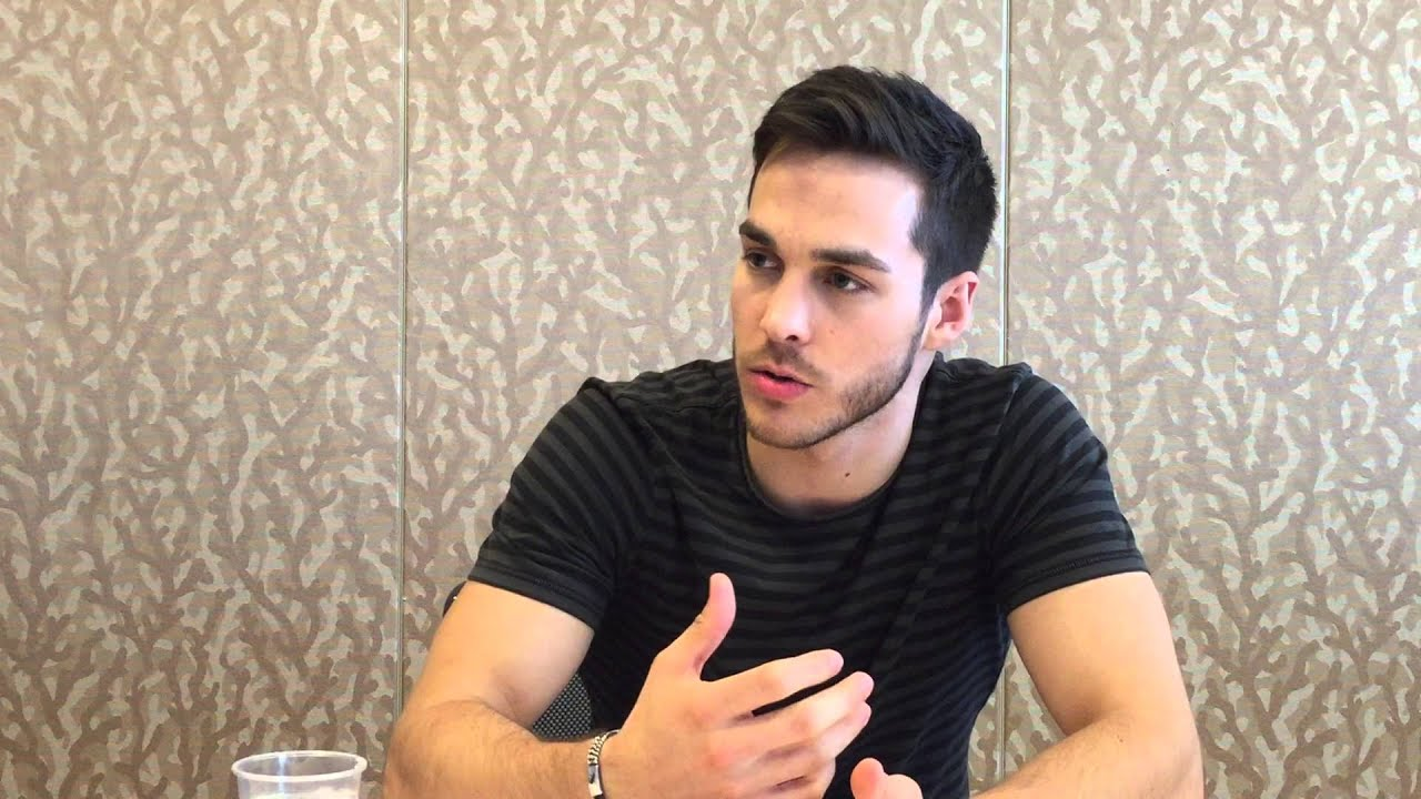 Comic Con 2015: Chris Wood Talks CONTAINMENT
