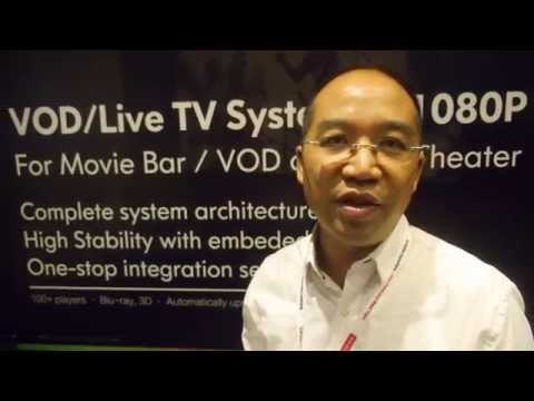 MeLE Movie Bar system with VOD, local streaming, live-TV channels
