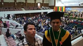 Lagi-Lagi,,, Syech Yaman Haji Arsland Barawas Ini Sudah Wisuda Magister Pendidikan Di Unsyiah