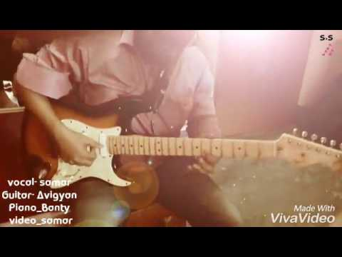 The new sad version of [chunar] song from Abcd2 cover by Samar singh