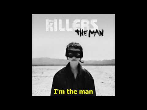 The Killers  The Man Lyrics