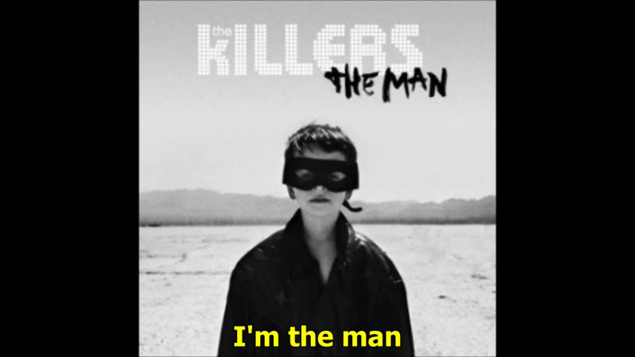 Killers The Man
