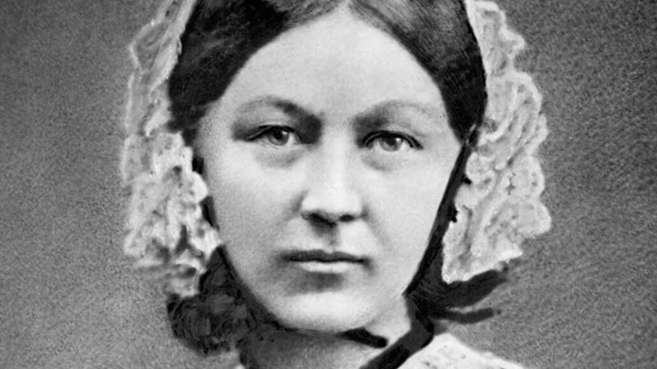 Download The Tragic Life Of Florence Nightingale