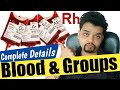 Blood Groups And Blood Donate Complete Knowledge In Hindi