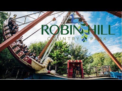 Robin Hill Country Park Vlog May 2018