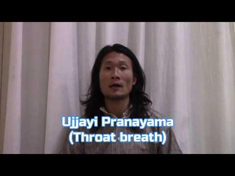 Yoga Pranayama Series - Ujjayi (Throat Breath)