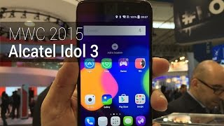 MWC 2015: Alcatel Idol 3 | Tudocelular.com