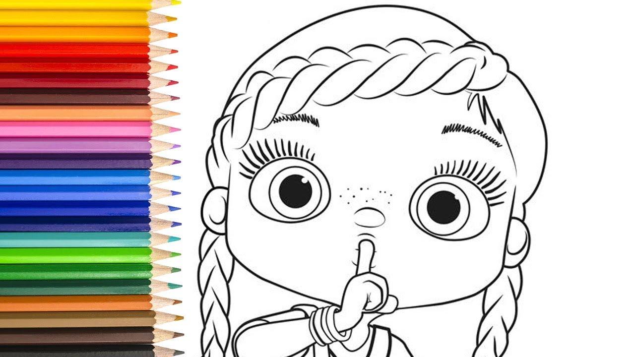 Wissper, Colorear A Wissper, En Español, Videos De