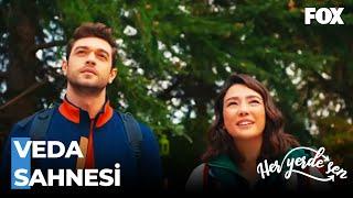 Selin ve Demir'in Veda Sahnesi - Her Yerde Sen 23.