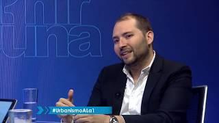 César Silva arquitecto, urbanista y ambientalista en Vladimir A La 1 (4/5)