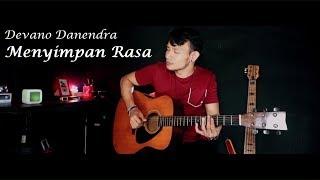 DEVANO DANENDRA - MENYIMPAN RASA | Fingerstyle Guitar | Jutta Rinuga