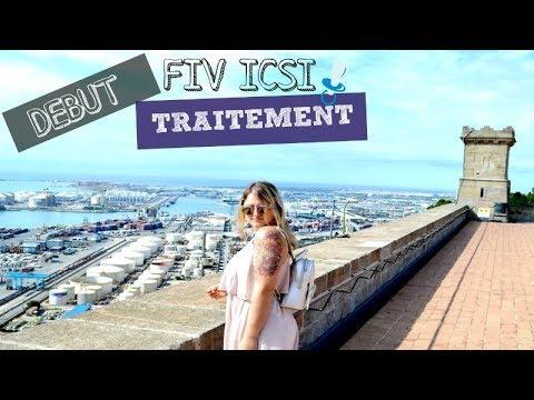 PMA : FIV ICSI , début du TRAITEMENT INJECTION