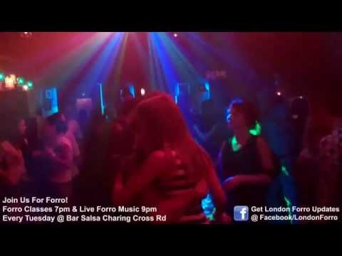 Join Us Forro Classes and  Forro  Tuesdays  Bar Salsa