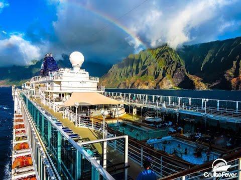 Pride of America Video Tour - Norwegian Cruise Line - Cruise Fever