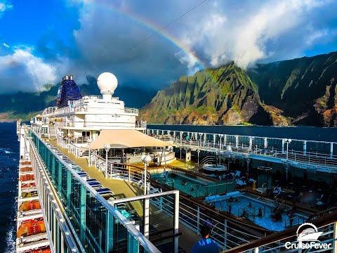 Pride of America Video Tour - Norwegian Cruise Line - Cruise Fever