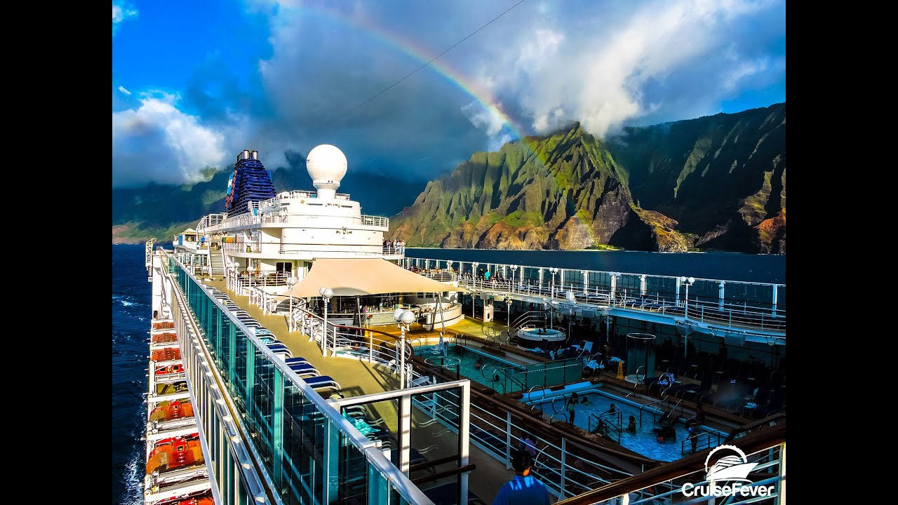 Pride Of America Video Tour Norwegian Cruise Line Cruise Fever - Hawaii cruise ships
