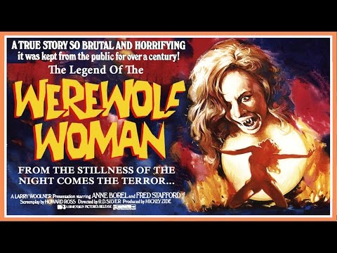 Random Movie Pick - The Legend Of The Wolf Woman (1976) Trailer - Color / 0:28 mins YouTube Trailer