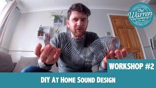 RYAN - DIY At Home Sound Design