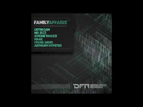 Frank Savio - Abstraction (Original Mix) [Driving Forces Recordings]