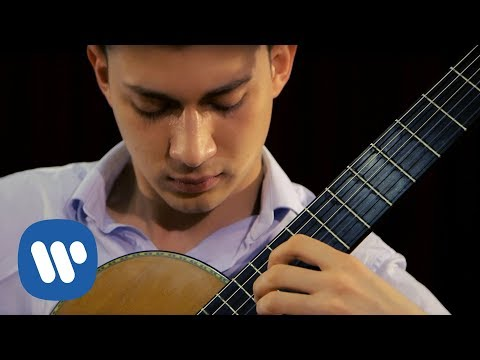 "Thibaut Garcia plays ""Preludio saudade"" from ""La Catedral"" (Mangoré)"