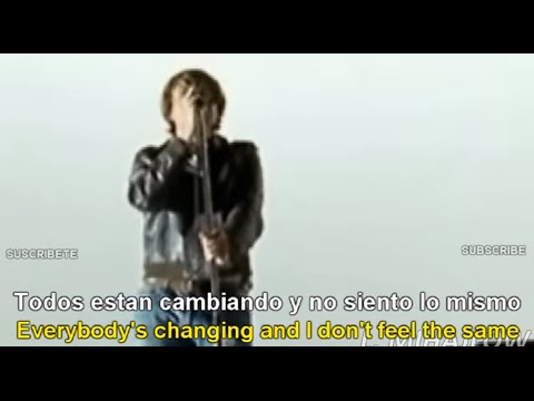 Keane - Everybody's Changing (Lyrics English/Español Subtitulado) Official Video