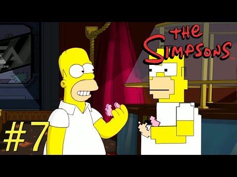 Les Simpson le Jeu #7 FR poster