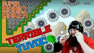 TERRIBLE TUVOC - OSHI'S REVENGE! - Super Mario Maker - WE GOIN' BACK!