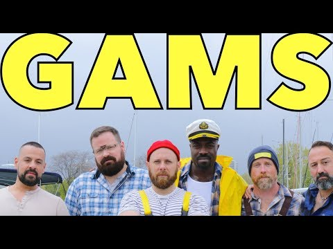 GAMS (Official Music Video)