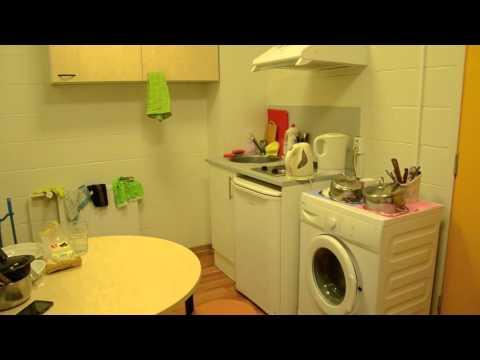 #3 Erasmus in Tallinn 2016 - G4S Dormitory