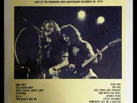 Van Halen   Live at the Pasadena Civic Auditorium