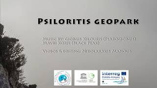 Psiloritis geopark presentation