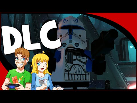 LEGO Star Wars: Force Awakens - Clone Wars DLC Character Pack ...