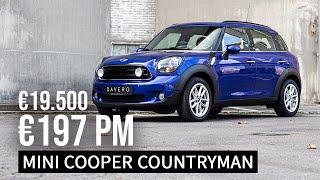 Op voorraad - MINI Cooper Countryman - €195 per maand - 2015 - 50.500 km - 122 PK - €19.250
