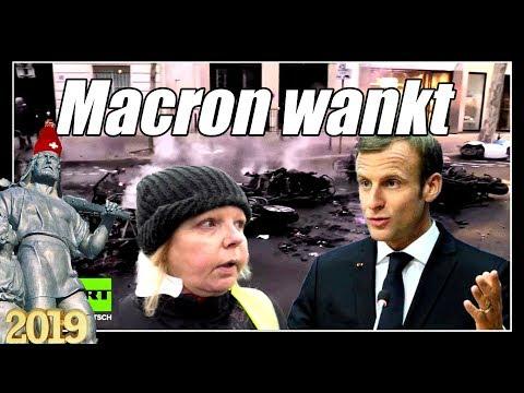 Macron wankt | Europa will nicht mehr | Frank Magnitz AfD