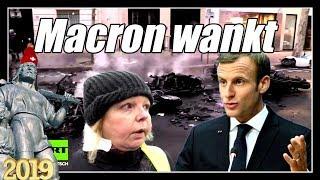 Macron wankt   Europa will nicht mehr   Frank Magnitz AfD