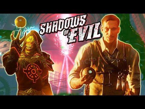 Black Ops 3 Zombies FULL EASTER EGG -