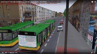 omsi 2 tour (1175) жіўи� жіўиЊІеЌ—Poznan Linia 321 Rondo ЕљrГіdka - Kicin/Petla