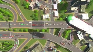 シティーズスカイライン 高速道路渋滞解消法