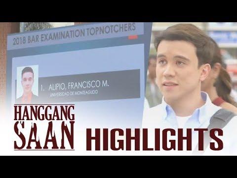 Hanggang Saan: Paco tops bar exam   EP 52