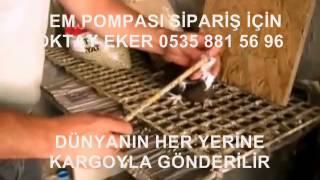 Gambar cover Güvercin Yem Pompası Sipariş İçin 0535 881 56 96