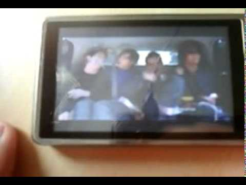 Big Time Rush on my MP3(nothing even matters)