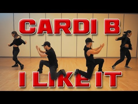 Cardi B, Bad Bunny & J Balvin - I Like it  (Dance Video) | Choreography | MihranTV