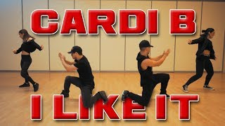 Cardi B, Bad Bunny & J Balvin - I Like it  (Dance Video) | Choreography | MihranTV Video