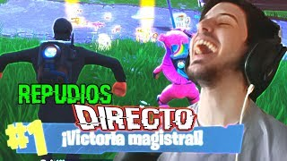 DIRECTO LOS REPUDIADOS FORTNITE