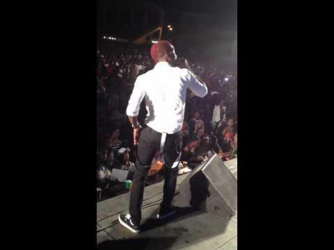 KONSHENS live in Guyana 2012