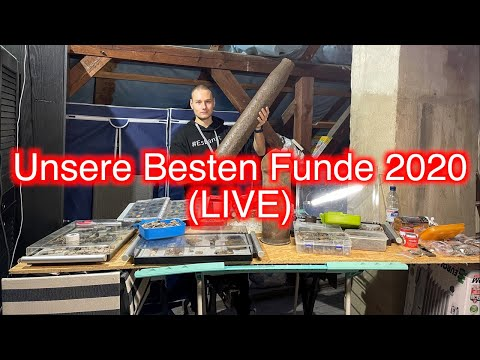 Unsere Besten Funde (2020 und älter) - Sondeln / Schatzsuche