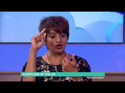 Dr Nerina Ramlakhan's Tips For Better Sleeping | This Morning